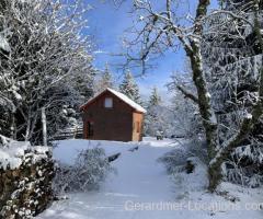"""Gérardmer - Pied des pistes de ski  - Chalet """"Le Refuge des Sorbiers"""" - Pleine nature"""