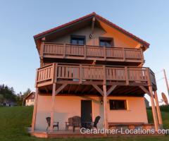Gerardmer la mauselaine - Chalet 360°, L'Essenti'Aile