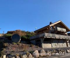 Gérardmer - la mauselaine - Chalet d'Augustine, spa et sauna