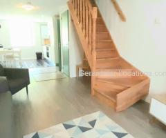 Gerardmer - Appartement Duplex 6 pers. dans maison  Bedel