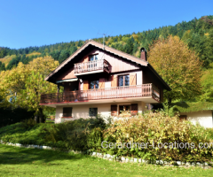 Rochesson - Chalet des Truches 8pers. - 4 chambres