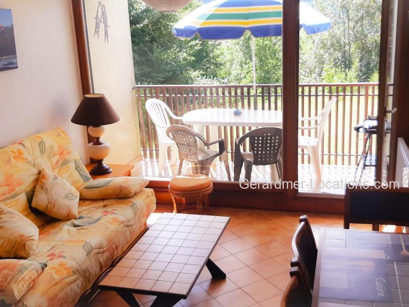 Gérardmer - xettes - La Monarde, charmant T2 avec balcon