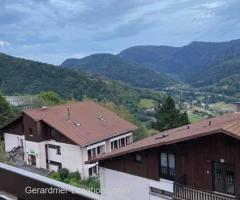 Bussang - Appartement vue magnifique sur la montagne