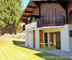 Gérardmer Joli rez-de-jardin calme, tt confort, avec terrasse