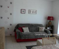Gerardmer Appartement tt confort, 3*, WiFi, Vue Lac, proche pistes