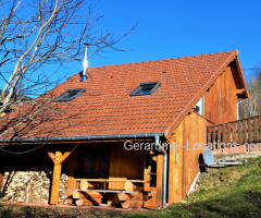 Ventron - Chalet des Chouproyes 5pers. - 2ch.