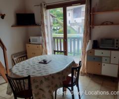 """La Bresse -  T2 5pers. en résidence chalet """"appartement des Chaumes"""""""