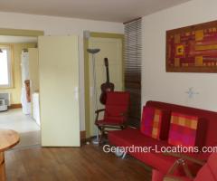 """La Bresse 1km centre - appartement T2 """"Les Jonquilles"""""""