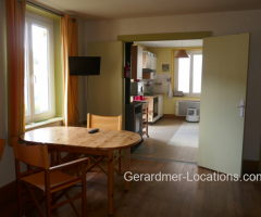 La Bresse 1km centre - appartement T2