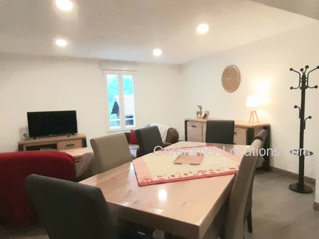 Rochesson - appartement T4 - 6 pers - Le Charmois