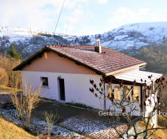 Panorama Bressaud, Hautes Vosges